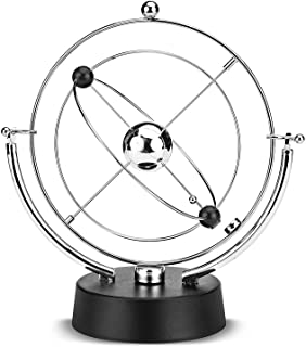 ScienceGeek Cosmos Kinetic Mobile Desk Toy - Electronic Perpetual Motion