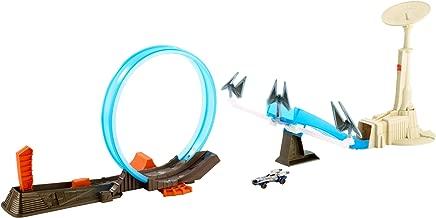 Hot Wheels Star Wars Tie Striker Takedown Playset