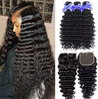Best loose wave weave middle part Reviews