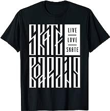 Skate & Skateboarding Love - Skateboarder Tee T-Shirt