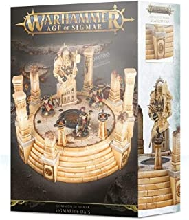 Games Workshop Warhammer Age of Sigmar: Dominion of Sigmar - Sigmarite Dais