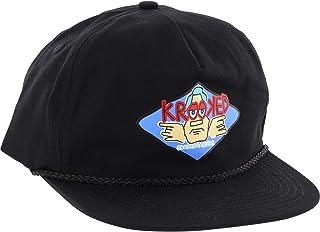 f85eede3004 Krooked Skateboards Arketype Black Hat - Adjustable