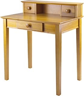 Best oak secretary desk with hutch Reviews
