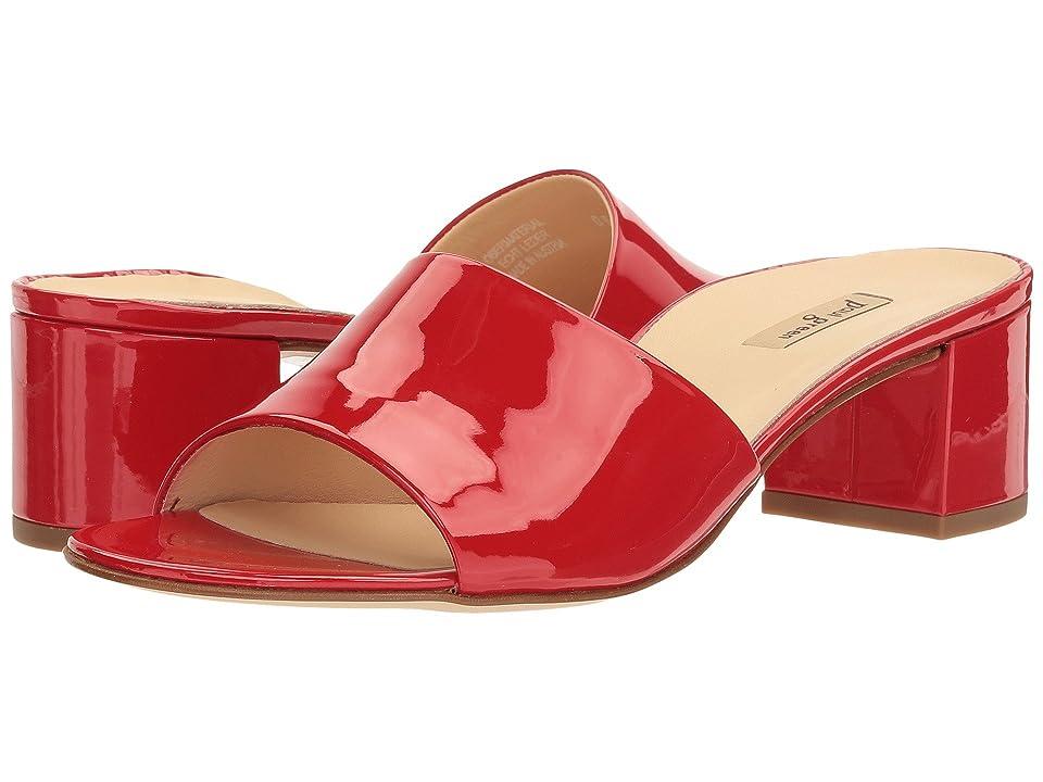 Paul Green Monet Sandal (Red Patent) Women