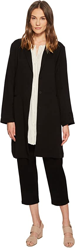Eileen Fisher - Notch Collar Jacket