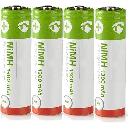 Wiederaufladbare Batterie Ersatzakku Akku Aaa Für Elektronik