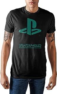 Men's Playstation Specialty Soft Hand Print Shirt