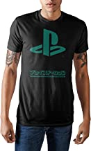 Sony Playstation Japanese Logo Men's Graphic T-Shirt