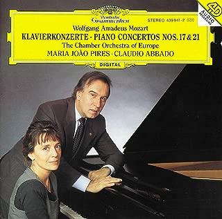 Mozart - Piano Concertos Nos. 17 & 21 / Maria João Pires · COE · Abbado