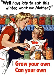 Best vintage canning posters Reviews