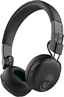 JLab Audio Studio ANC On-Ear Wireless Headphones | Black | 34+ Hour Bluetooth 5 Playtime - 28+ Hour with Active Noise Canc...