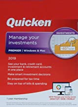 Quicken Premier 2019 1 Year membership
