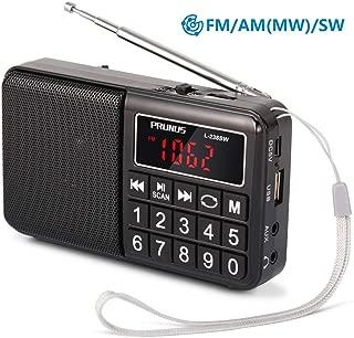 senior friendly radio
