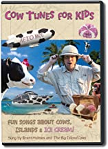 Cow Tunes for Kids: Fun Songs About Cows, Islands & Ice Cream!
