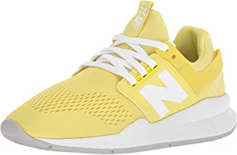 new balance mujer amarillas