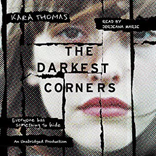 The Darkest Corners audiobook cover art