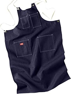 Dickies Men's Toolmaker's Apron, Indigo Blue, S