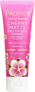 Pacifica Cherry Matte Mattifying Primer for Women 1 oz Primer