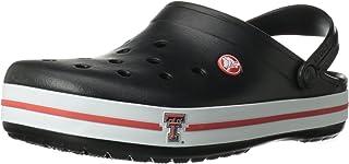 Crocs Unisex Crocband Texas Tech Clog
