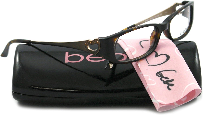Bebe Eyeglasses BB 5020 TORTOISE 003 TORTOISE BREEZY