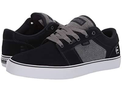 etnies Barge LS (Navy/Heather) Men