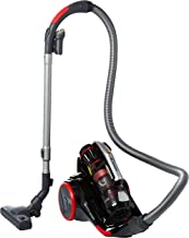Candy Synthesis Handheld Vacuum Cleaner 700W, 10L, Black/Red - CST7120 001