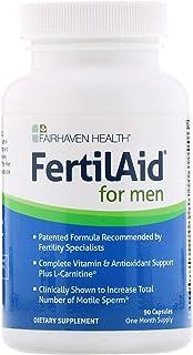 Fairhaven Health FertilAid for Men Caps - 180 ct