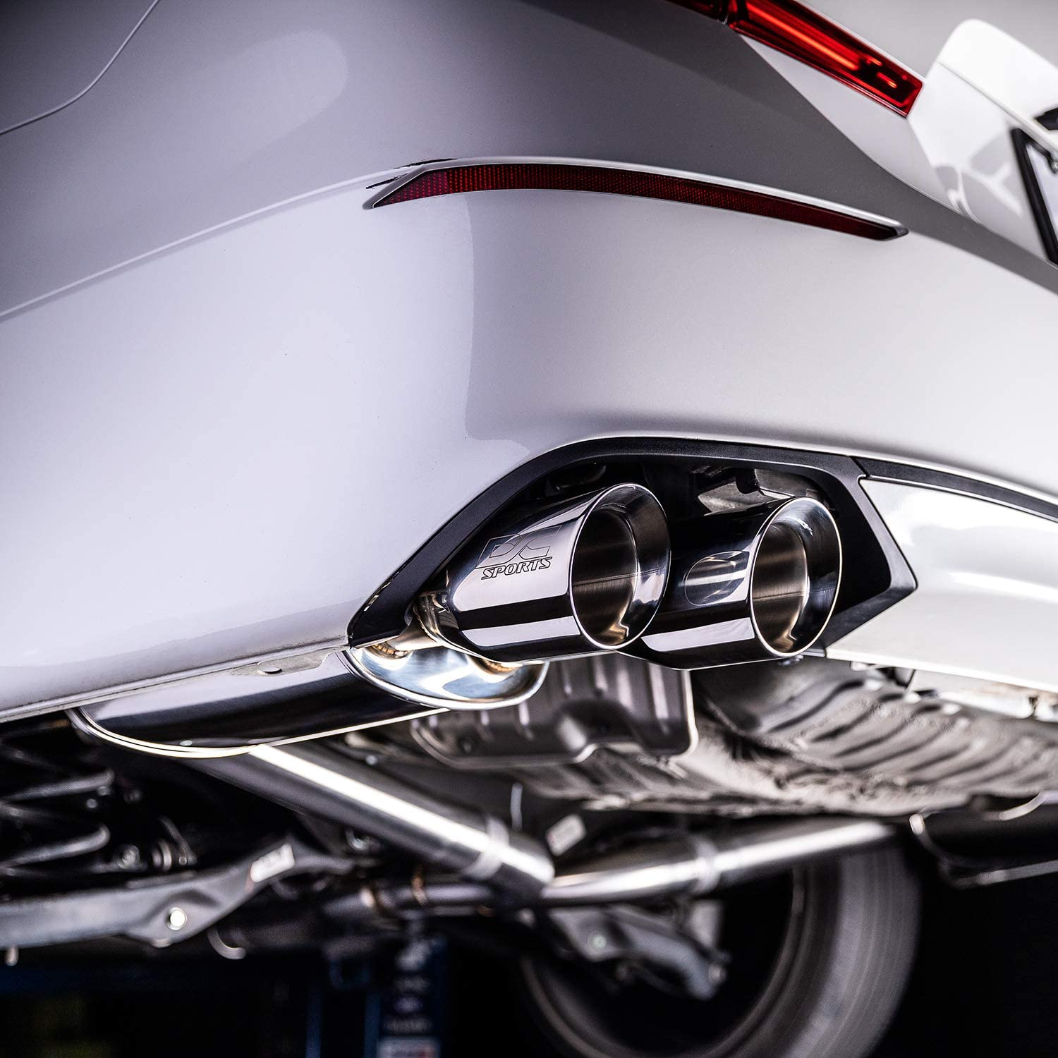 Exhaust Complete Systems Black DCS5534 DC Sports 2018-2020 Honda ...