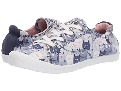 BOBS from SKECHERS Beach Bingo Kitty Concert (Navy) Women