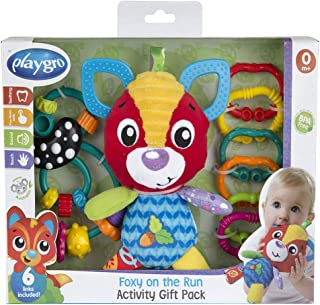 Playgro Squeek Foxy on The Run Gift Pack