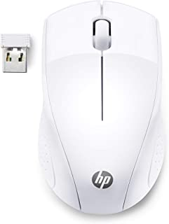 HP Wireless Mouse 220 (Snow White)