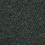 Kunstrasen Rasenteppich mit Noppen | Höhe ca. 10,3mm | 133, 200 und 400 cm Breite | blau grau | Meterware, verschiedene Größen | Größe: 1 x 1,33 m