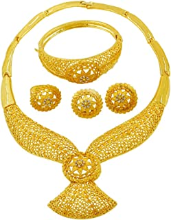 Best 22k gold bridal necklace sets Reviews