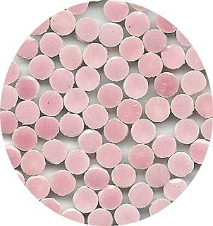 WR03 5x5x3mm 1000 tesselles Mini Mosa/ïque Orang/é Pastel