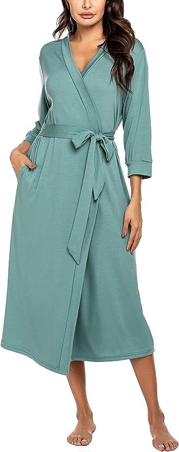 1247 opinioni per UNibelle Vestaglia e Kimono Lungo Donna
