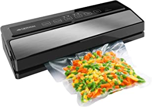 GERYON Vacuum Sealer Machine, Automatic Food Sealer for Food Savers w/Starter Kit|Led..