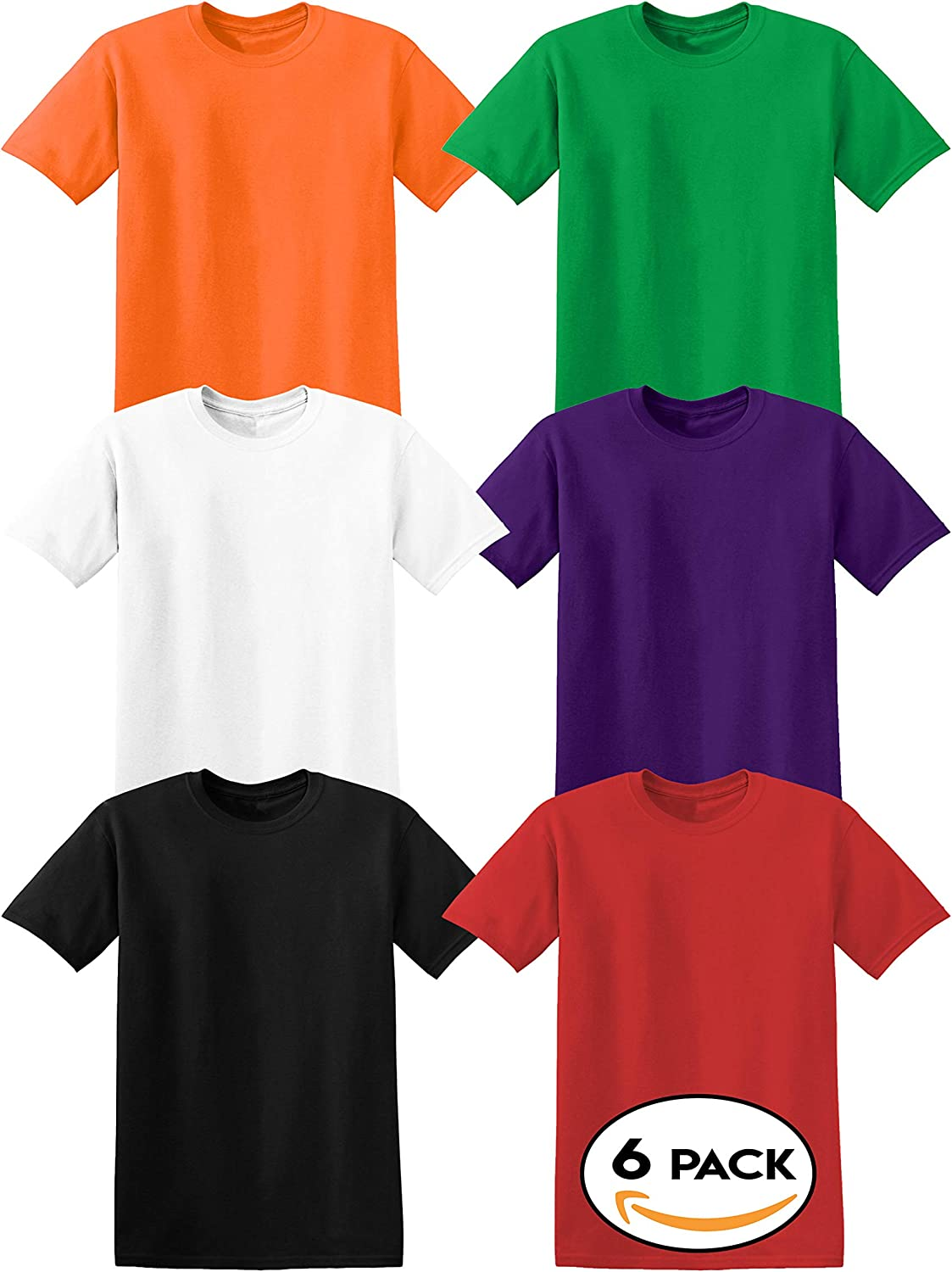 Multipack Mail order Bundle Discount is also underway Gildan 5000 Bulk T-Shirts Make Own Your - Color
