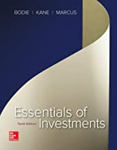 Essentials of Investments (The Mcgraw-hill/Irwin Series in Finance, Insurance, and Real Estate)
