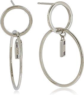 Tommy Hilfiger Pair of Stud Earrings Stainless Steel Silver
