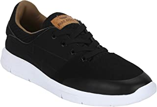 Park Avenue Black Footwear