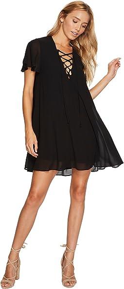 Show Me Your Mumu - Kylie Lace-Up Dress