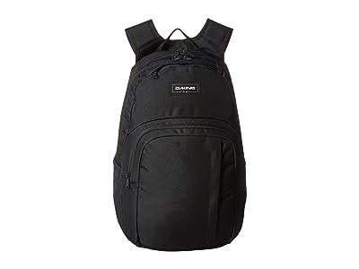 Dakine 25 L Campus Medium Backpack (Black 2) Backpack Bags