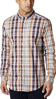 Columbia Men's Tall Size Rapid Rivers Ii Long Sleeve Shirt