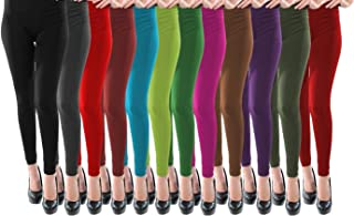 12-Pack High-Waist Ladies Yoga Pants, Tights, Leggings