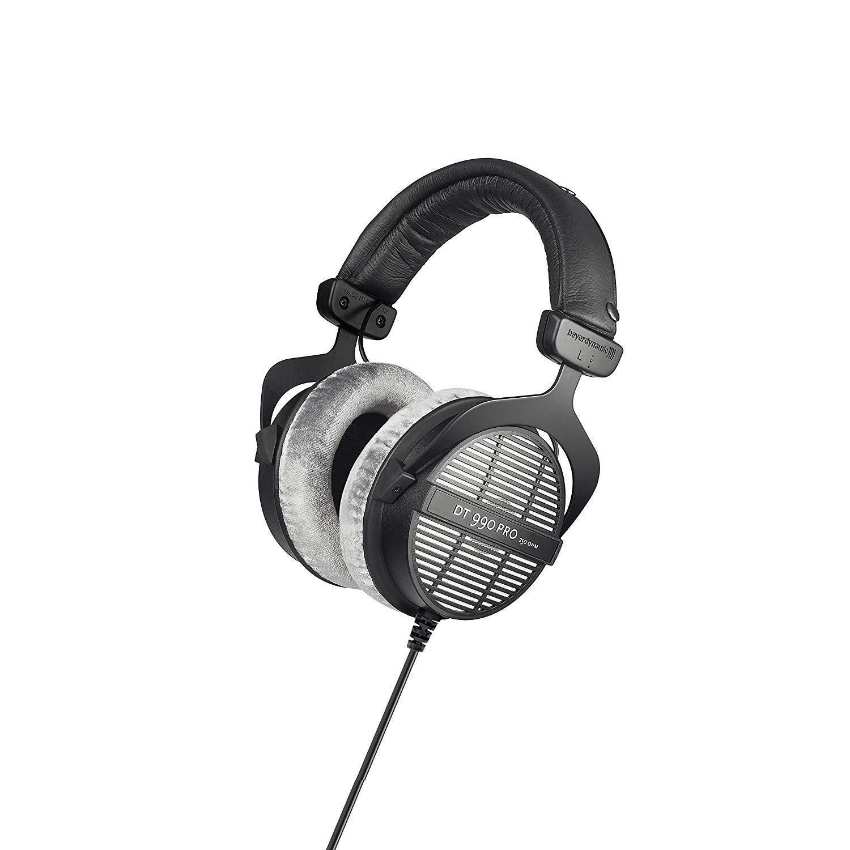 beyerdynamic Over Ear Studio Headphones construction