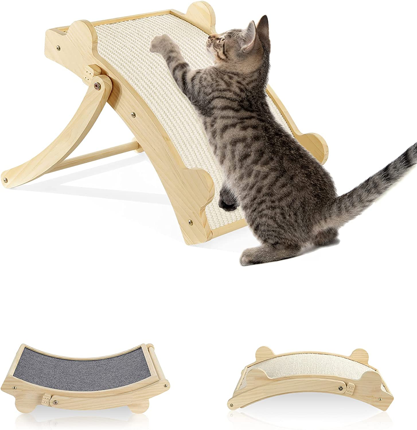 CatRomance Now on sale Cat Scratcher Scratching S Double-Sided Pad Max 50% OFF