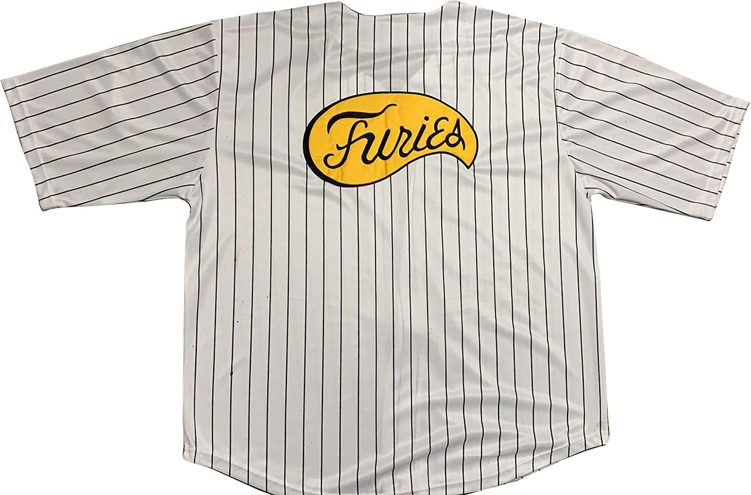 Sales results No. 1 The Warriors Baseball Fort Worth Mall Furies Jersey 2 Pinstriped Stitch
