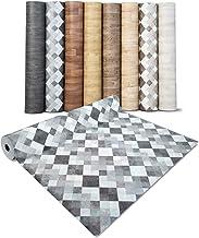 casa pura Mozaïek Effect Vinyl – Vloeren   PVC Decking Roll   Antislip-laminaatoppervlak   Vloerbedekking - Verkrijgbaar i...