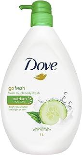 Dove Body Wash Fresh Touch, 1L