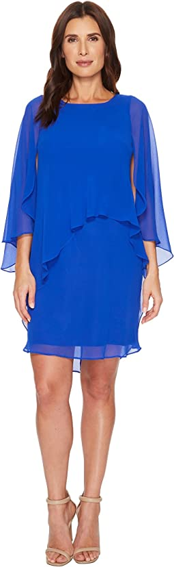 Apollonia Georgette Dress